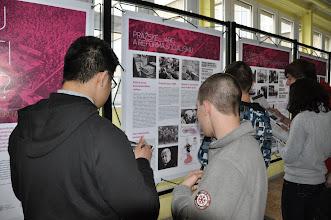 Photo: SPOLU - PROTI SOBĚ - výstava o zradě v roce 1968 (prosinec 2011 - leden 2012).