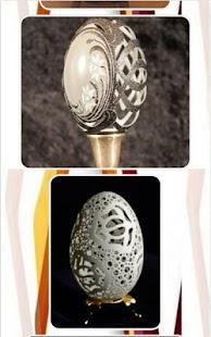 Eggshell Art - náhled