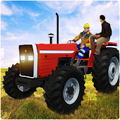 US Harvester Farming Sim Game