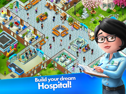 My Hospital: Build. Farm. Heal Mod Apk Download For Android and Iphone 6