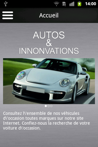 Autos et Innovations