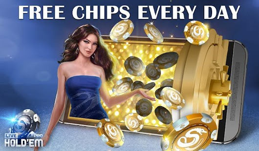 Live Hold'em Pro – Poker Games- screenshot thumbnail