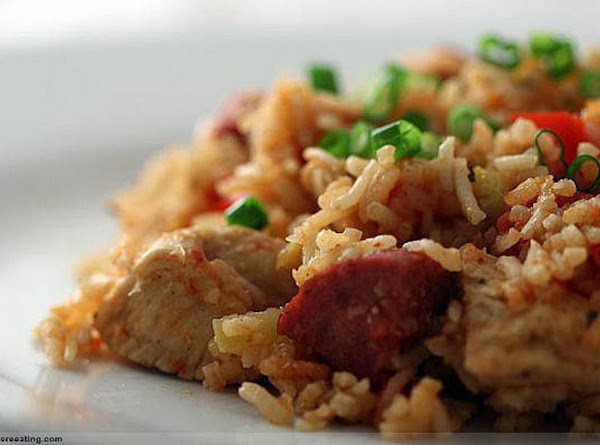 Creole Chicken Jambalaya Recipe