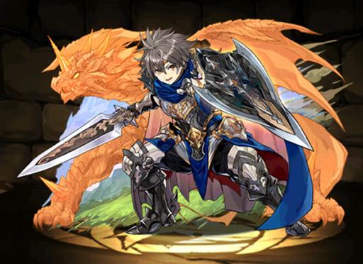 聖輝龍の勇者・ダイヤ