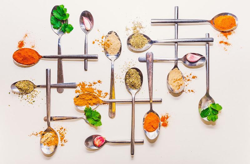 Il cibo di Mondrian di a. ©lass