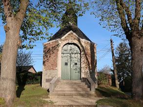 Photo: Chapelle Ste Anne à Halloux