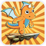 Baby Dragon Run Icon
