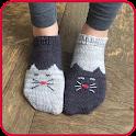 Tricoter des chaussettes icon