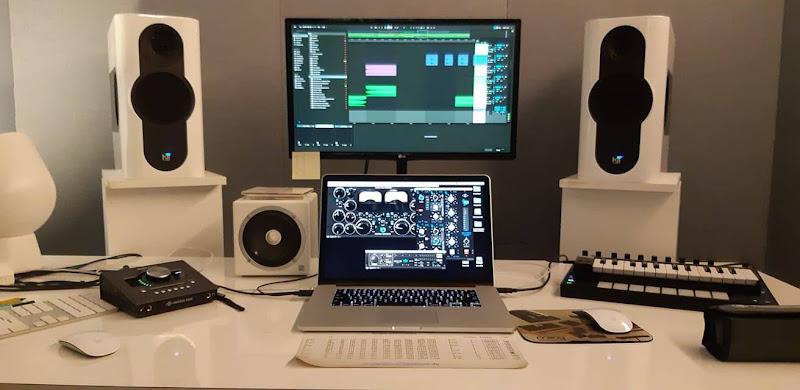 Nieuwe studio Naturall Productions