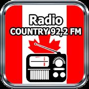 Radio COUNTRY 922 FM Online Free Canada