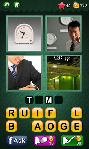 Pic the Word! - Picture Puzzles - screenshot