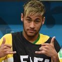 Neymar Jr.  HD Wallpaper icon