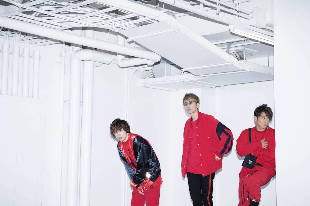 [演唱會情報] 2020年第一場 w-inds.台北演唱會就在1月5日
