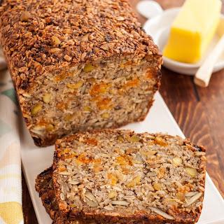 Gluten-Free Granola Toasting Bread.