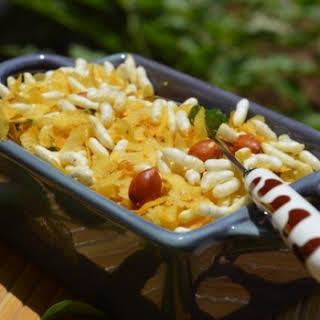 Quick Puffed Rice or Murmure Snacks.....