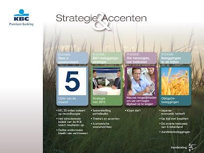 KBC AM Strategie & Accenten NL - náhled