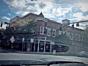 Photo: Downtown, Saturday.