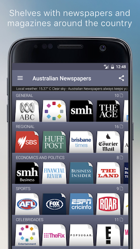 Australian Newspapers 4.0.3 app download 1
