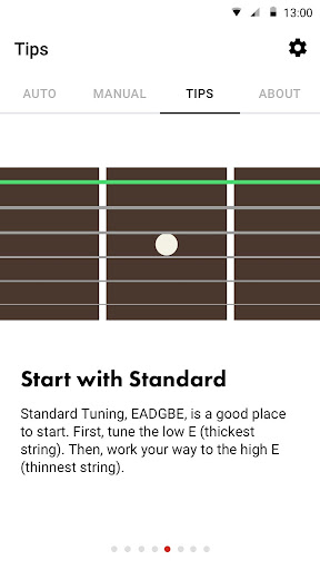 Guitar Tuner Free- Fender Tune for PC