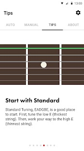 Guitar Tuner Free- Fender Tune- screenshot thumbnail