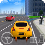 Racing Cars Drifting Drive