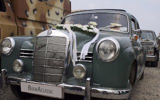 Mercedes-Benz W112 Ponton Rent Deutschlandweit