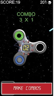 Fidget Spinner Shooter Arcade - náhled