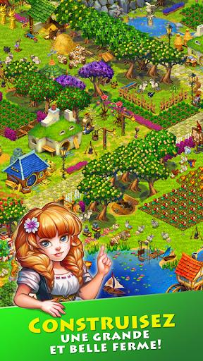Télécharger Farmdale - ferme familiale magique APK MOD (Astuce) screenshots 1