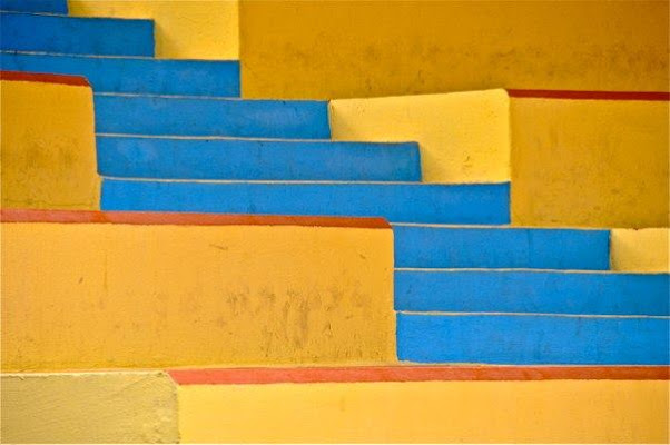 Escalera Coloritas... di gram74