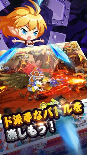 精霊リーグ【カードバトルRPG・無料オンラインゲーム】