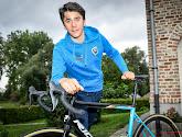 """18-jarig Belgisch toptalent kiest straks voor opvallende voorbereiding richting World Tour-debuut: """"Verwacht niet dat ik Wout en Mathieu ga volgen"""""""