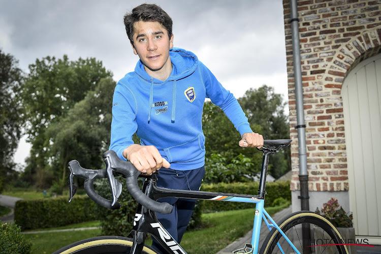 Strijd rond 17-jarig Belgisch toptalent is gestreden: topformatie geeft hem vierjarig contract, in 2022 al prof