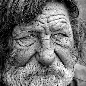 Willie by Ben Myburgh - People Portraits of Men