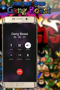 call from gang beast the best - náhled