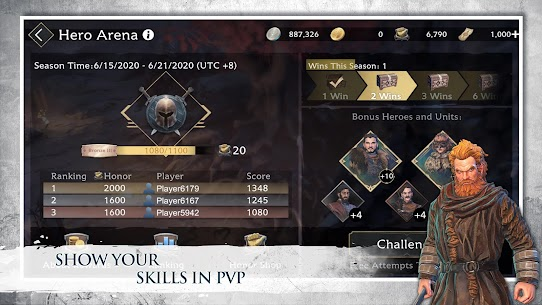Game of Thrones Beyond the Wall Apk Mod +OBB/Data with [Unlimited Resources] 5