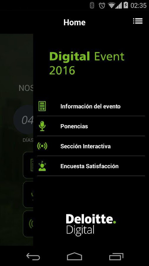 Deloitte Digital México- screenshot