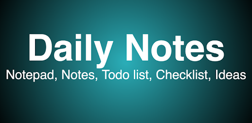 Note Daily - Notepad, Notes APK
