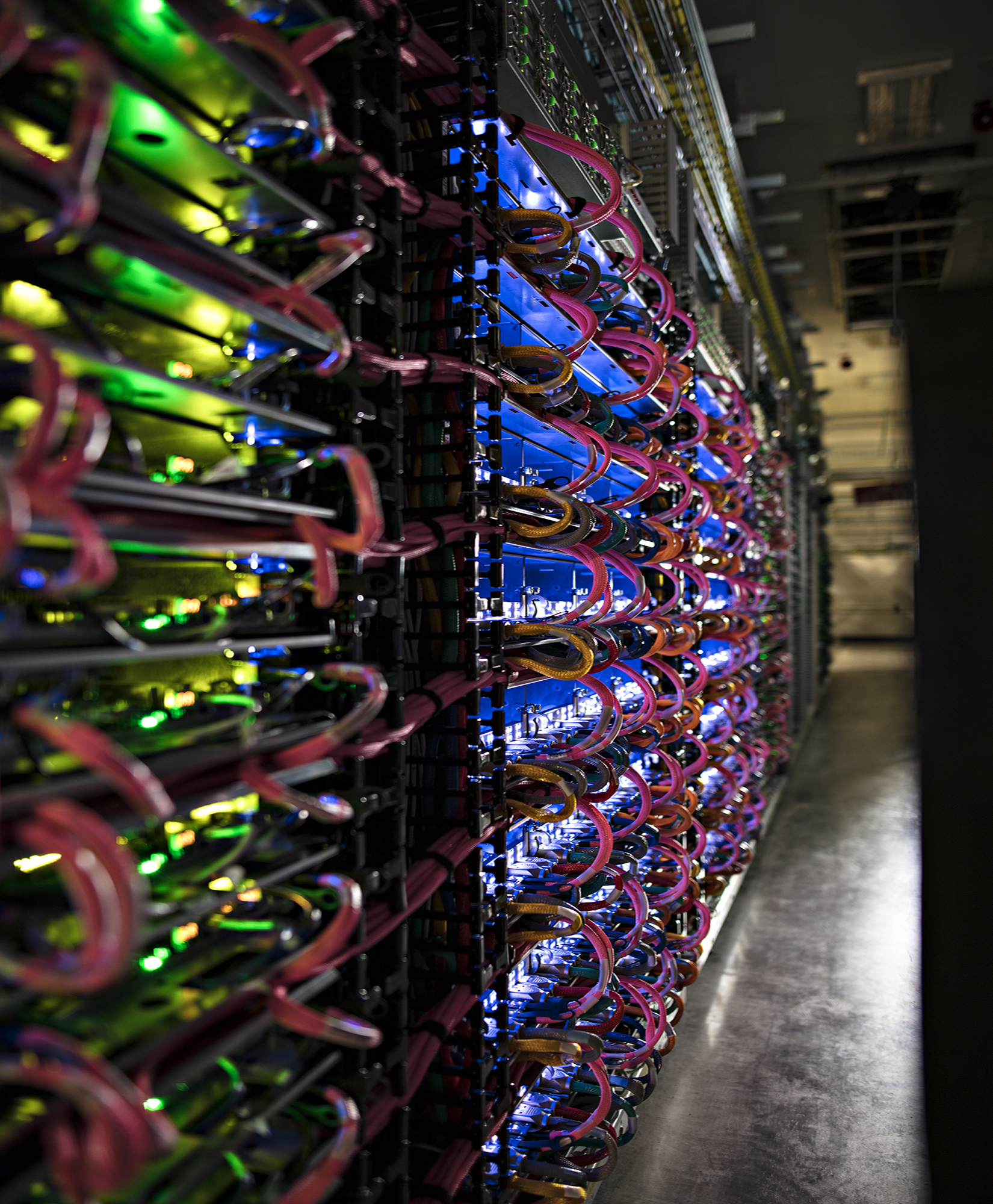 AI takes Google data center efficiency to another level