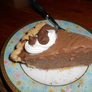 Gone to Heaven Chocolate Pie.