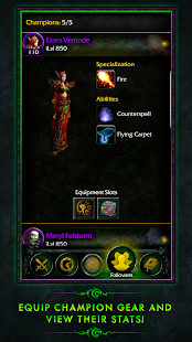 WoW Legion Companion- screenshot thumbnail