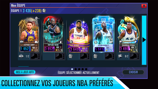 Code Triche NBA 2K Mobile Basketball APK MOD (Astuce) screenshots 2