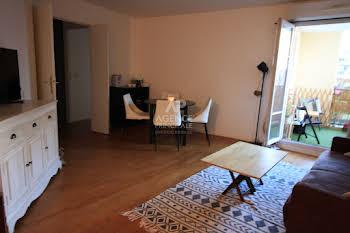 Appartement meublé 2 pièces 44,5 m2