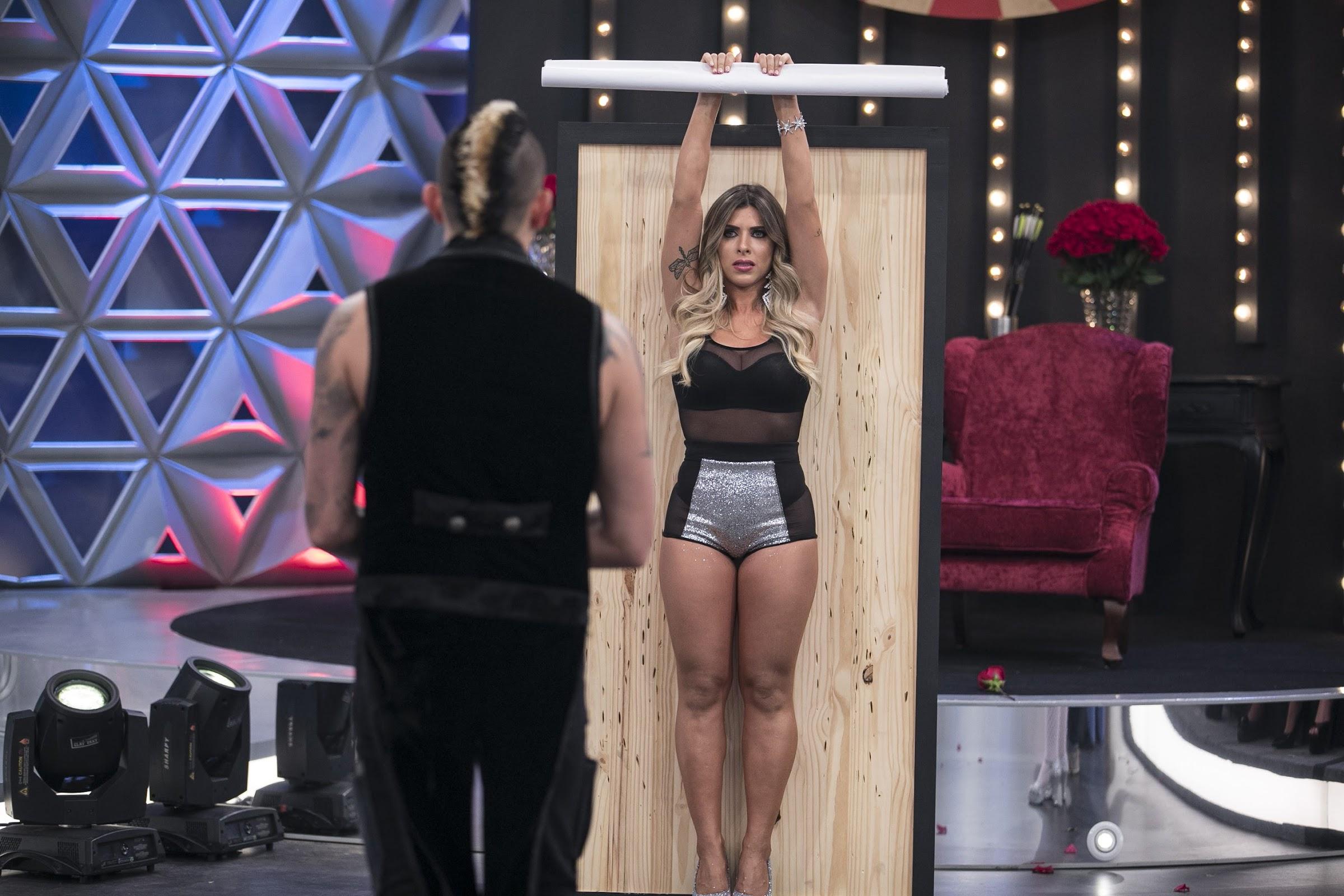 Ana Paula Minerato Programa da Sabrina
