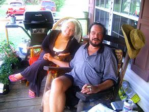 Photo: Christina (my Daughter),  &  me http://www.jerrycochran.com/JC-CDs.html