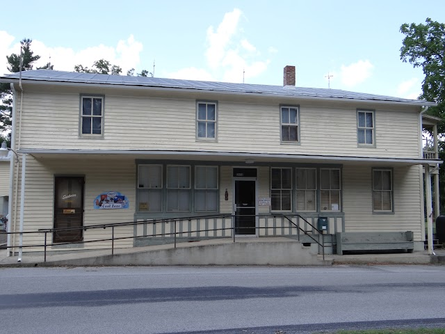 Criders, VA post office