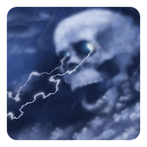 Lightning Skull Live Wallpaper 21 Apk Free Personalization
