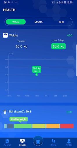 Water drink reminder screenshot 7