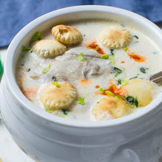 Oyster Stew Heavy Cream Recipes.