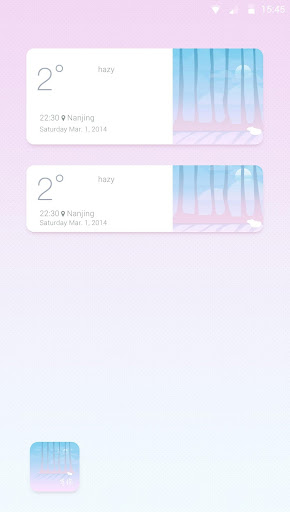玩天氣App|Simple Weather Clock Widget免費|APP試玩
