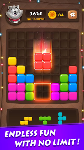 Puzzle Master - Sweet Block Puzzle 1.4.3 screenshots 5